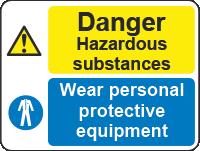 danger hazardous substances